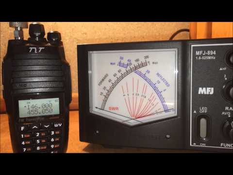 TYT UV8000E 10 Watt HT Cross Band Repeat Review