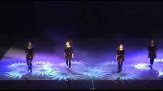 ирландский танец дети 9 лет