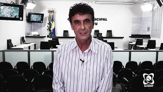 Abelardo responde demandas que chegam de maneira on-line