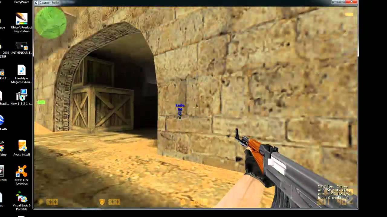 Counter strike 1.6 telecharger 01net