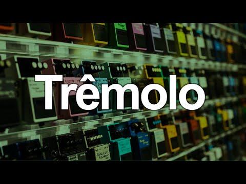 Guitarra com Trêmolo, como é o som?