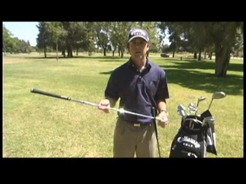 Basic Golf Equipment : Golf Club Shafts