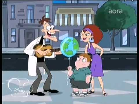 Phineas and Ferb - Happy Evil Love Song (Indonesian)