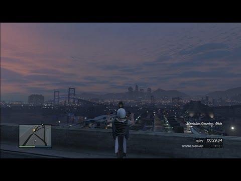 GTA Online - [Editeur] Mes premiers circuits