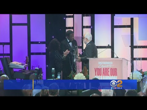 A Well-Deserved Honor For CBS2/KCAL9 Sports Director Jim Hill