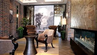 A look inside Lodge Kohler in the Green Bay Packers' Titletown District