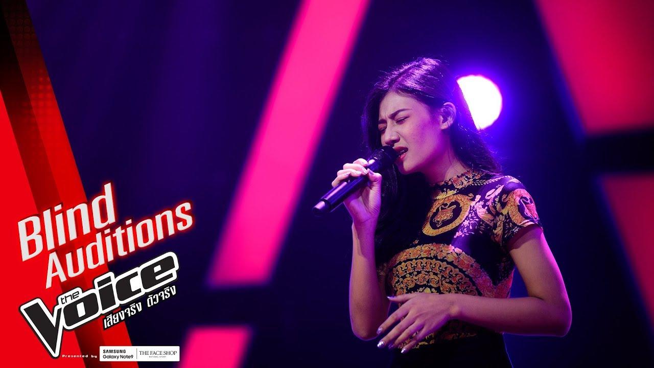 พิม - ศัตรูที่รัก - Blind Auditions - The Voice Thailand 2018 - 17 Dec 2018