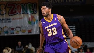 Ryan Gomes 2015-16 NBA D-League Impact Player of the Year