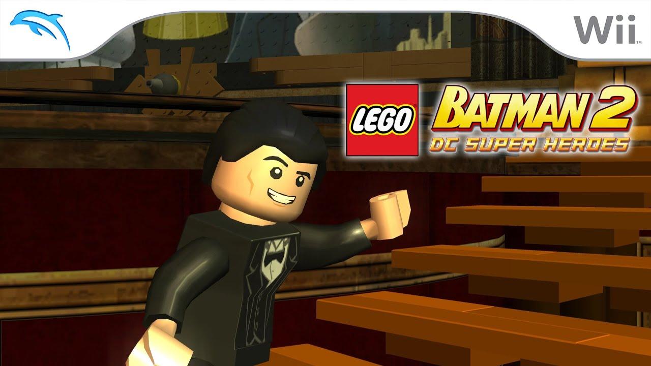 Lego Batman 2: DC Super Heroes   Dolphin Emulator 5.0 ...