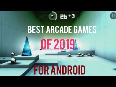 Best Arcade games of 2019 for Android
