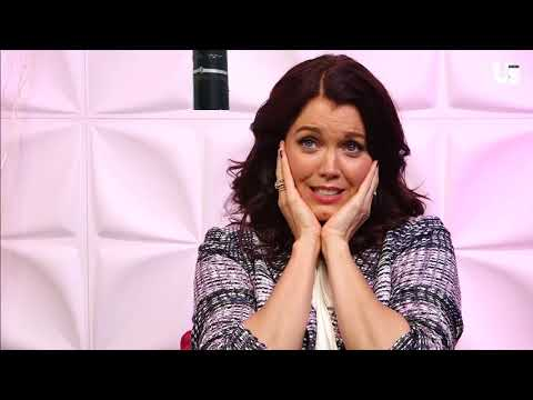 Bellamy Young Couldn't Drink White Wine for a Decade