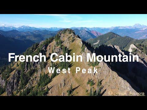 French Cabin Mountain - West Peak,  Washington State