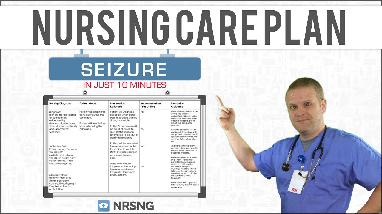 nursing diagnosis for seizure management wiring diagrams