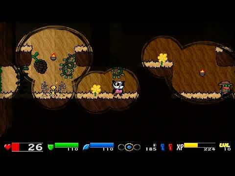 Че: Super Panda Adventures (Start Game) |