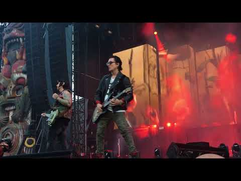 Avenged Sevenfold - Download 2018 🤟🏻