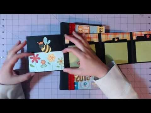 Teacher Mini Scrapbook Albums Share