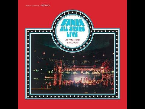 FANIA ALL STARS: Live! (Yankee Stadium / Roberto Clemente Coliseum).