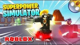 COMO OBTENER VELOCIDAD Y JUMP FORCE REALMENTE FACIL en roblox lul-Super Power Training Simulator