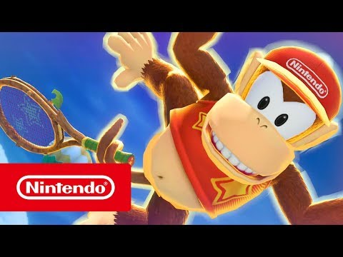 Mario Tennis Aces - Diddy Kong (Nintendo Switch)