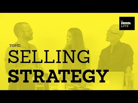 Selling Strategy, Can You Charge for Strategic Thinking in Your Design Practice?
