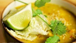 Как приготовить суп-лакса? Рецепт - Основной инстинкт. Выпуск 9
