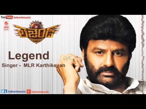 Legend Title Song | Legend Audio Full Songs | BalaKrishna
