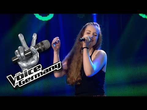 Thinking Of You  Katy Perry  Celena Pieper   The Voice of Germany 2016  Blind Audition