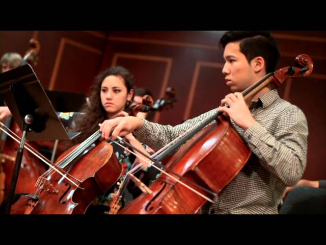 Robert McDuffie Center for Strings 2014 documentary trailer
