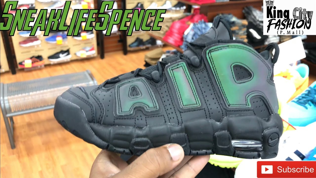 ff66aac44d36 GS reflective nike more uptempo - YouTube