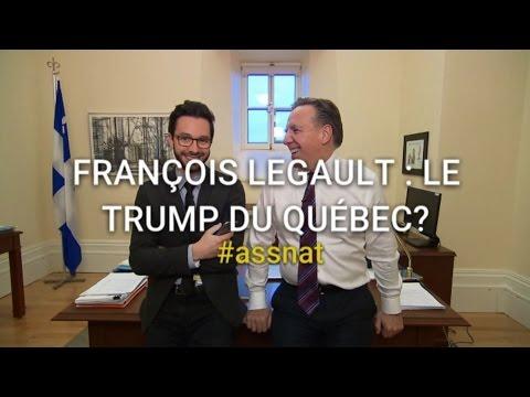 #assnat : François Legault, le Donald Trump du Québec?