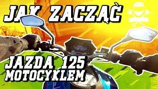 Co musisz wiedzieć wsiadając na motocykl 125? PORADNIK