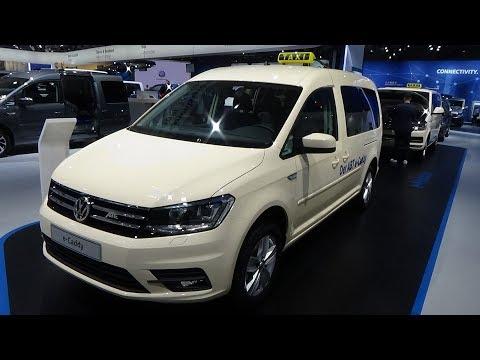 2019 Volkswagen Abt e-Caddy Taxi - Exterior and Interior - IAA Hannover 2018