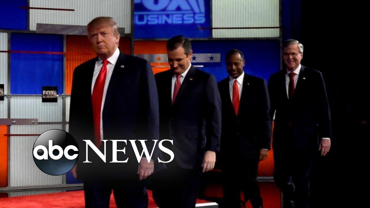 Download Republican Debate Highlights: Trump and Cruz Unleash Insults