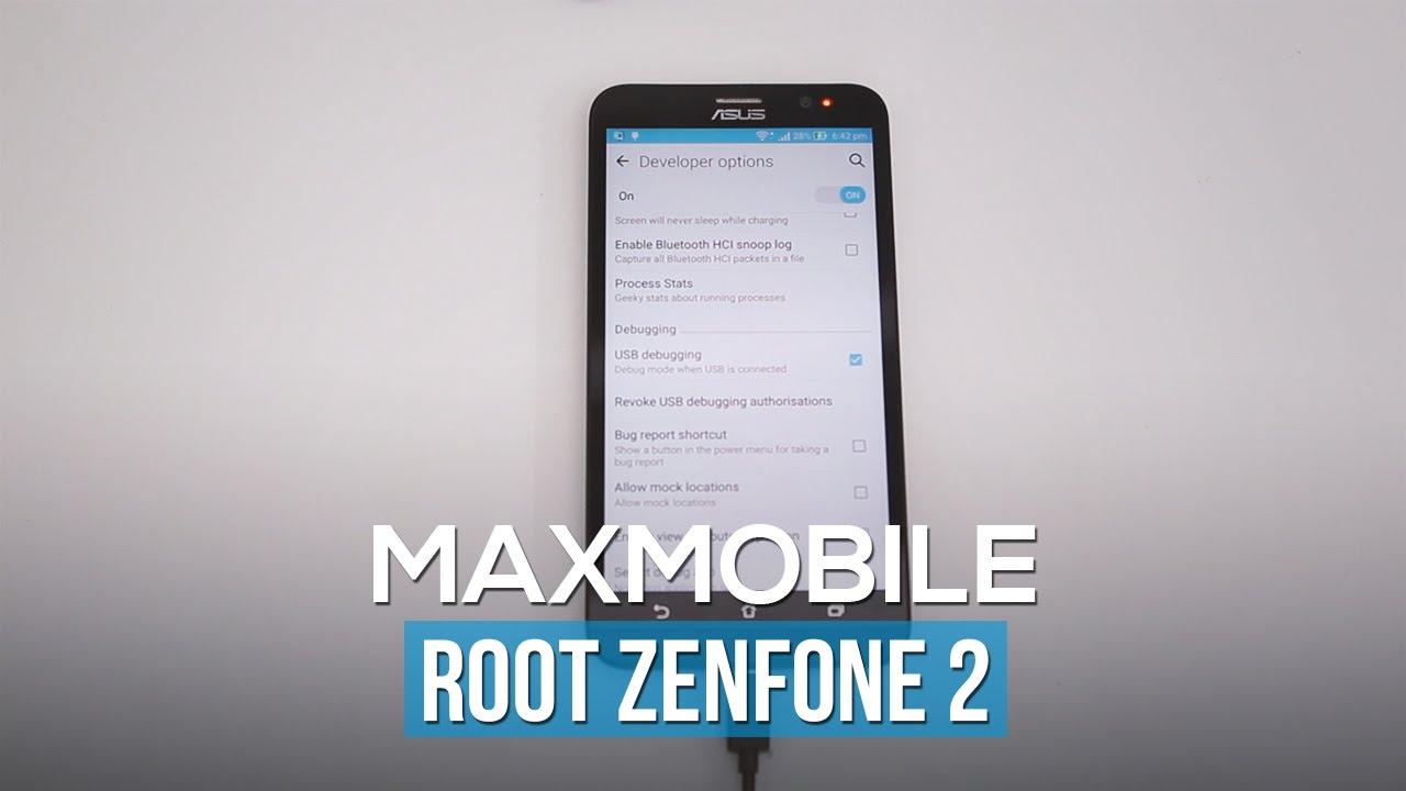 [Hướng dẫn] Root Asus Zenfone 2