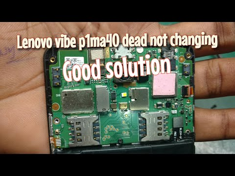 Lenovo P1ma40 Dead Charging Problem( 10000% Working)