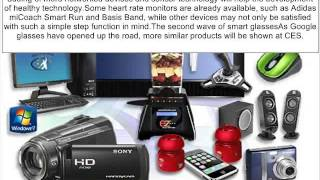 Watch Best Gadgets Of Consumer Electronics Show 2014 - Best Electronics 2014