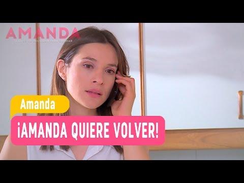 Las Venganza de Amanda - ¡Amanda quiere volver! / Capítulo 107
