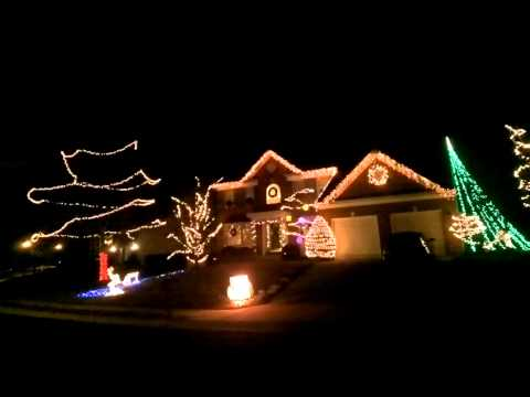 Christmas Lights: Hark! The Herald Angels Sing/Angels We Hav