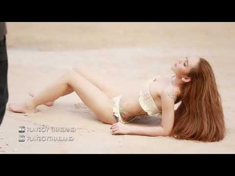 Playmate Drive Teaser By PLAYBOY Thailand  Magazine April 2018 Issue