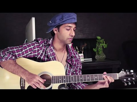 Saanson Ki Jarurat Hai Jaise - Aashiqui - Intro Guitar Lesson in Hindi [ PART - 1] By VEER KUMAR