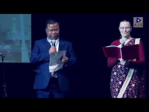 RUSSIA-BANGLADESH MUSICAL SHOW 2018 | MOSCOW. Asaduzzaman Noor's Letter, আসাদুজ্জামান নূর,