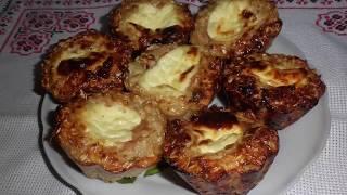 ВАТРУШКИ \Рецепт диетического блюда из овсяной крупы\ Диетический десерт для здорового питания