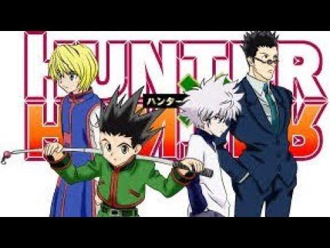 Hunter X Hunter: Xxxtentacion ft Joey Badass - Kings Dead Remix AMV