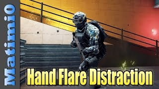 PP-2000 Hand Flare Distraction - Battlefield 4 (Squad Up!)