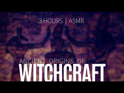 The History and Origins of Witchcraft   ASMR whisper