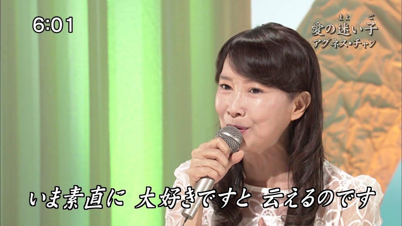 Agnes Chan 陳美齡 アグネス・チ...