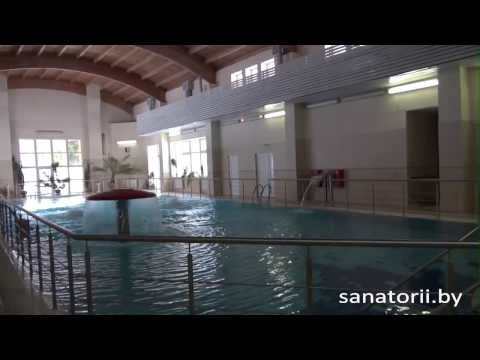 Санаторий Белая вежа - территория, Санатории Беларуси