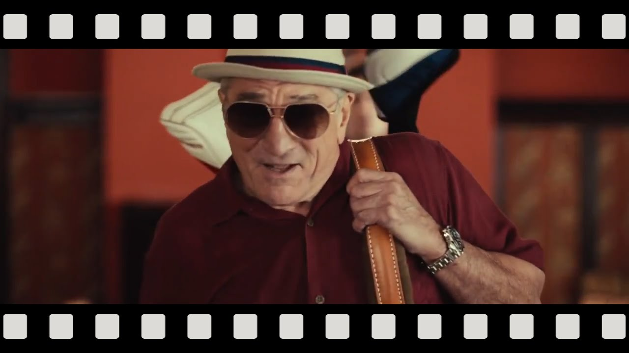 Dirty Grandpa Trailer Shows Zac Efron And Robert De Niro