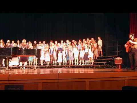 Blackbird - 3rd Grade Chorus Students-Patrick McGaheran School