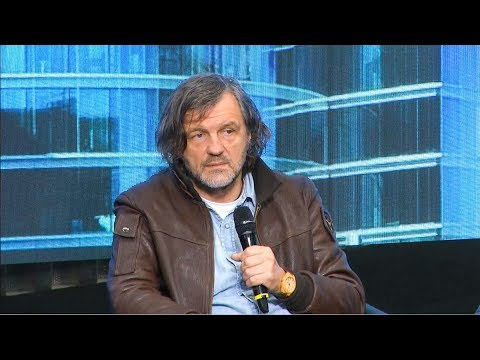 Emir Kusturica  Multiculturalism today – does it really exist?